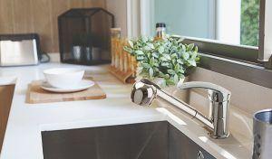 Praktyczna strefa zmywania