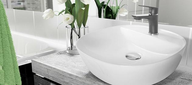 Armatura łazienkowa łazienki Od Kuchni